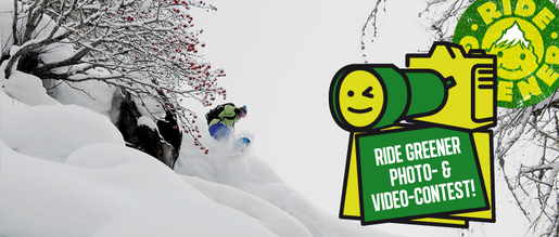 Ride Greener Video Contest