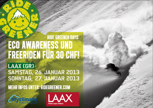 Ride Greener Days 2013 Vol 2.0!
